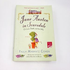 2/$10 Jane Austen In Scarsdale Paperback Book